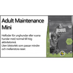 ROBUR ADULT MAINTENANCE MINI