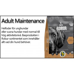 ROBUR ADULT MAINTENANCE